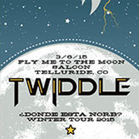 03/06/15 Fly Me To the Moon Saloon, Telluride, CO