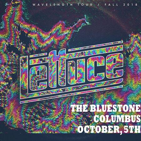 10/05/18 The Bluestone, Columbus, OH