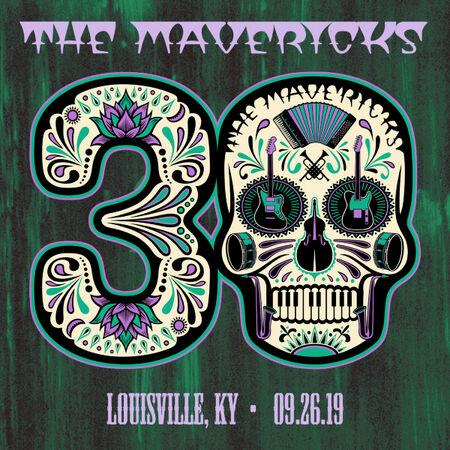 09/26/19 Brown Theatre, Louisville, KY