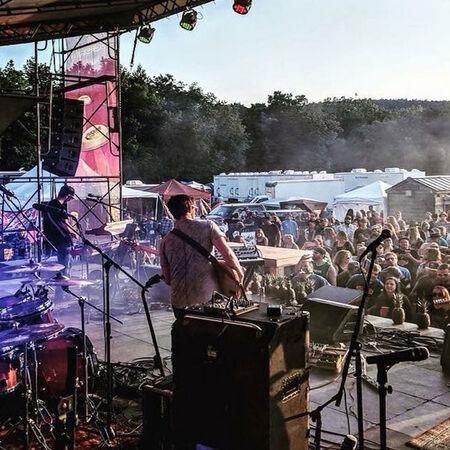 06/07/18 Disc Jam Music Festival, Stephentown, NY