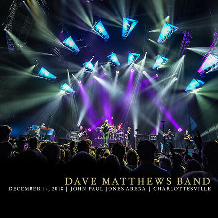 12/14/18 John Paul Jones Arena, Charlottesville, VA