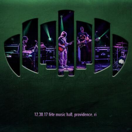 12/30/17 Fete Music Hall, Providence, RI