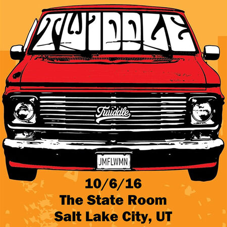 10/06/16 The State Room, Salt Lake City, UT