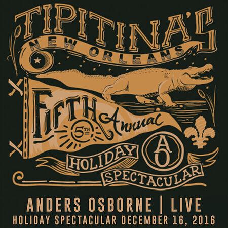 12/16/16 Tipitina's, New Orleans, LA