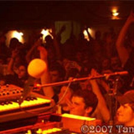 11/18/07 Bear Creek Music Fesitval, Live Oak, FL