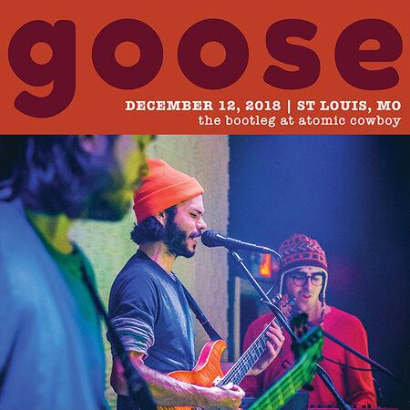 12/12/18 Atomic Cowboy, St Louis, MO