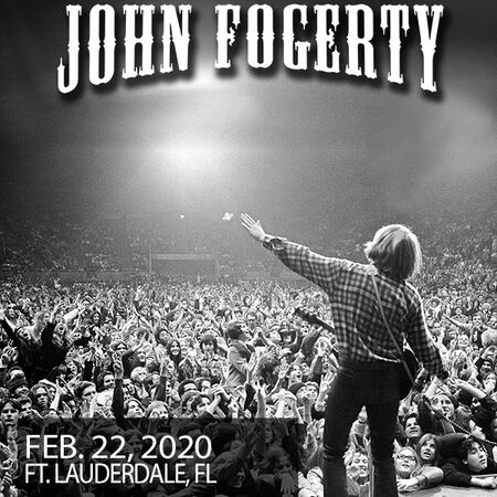 02/22/20 Broward Center for the Performing Arts, Fort Lauderdale, FL