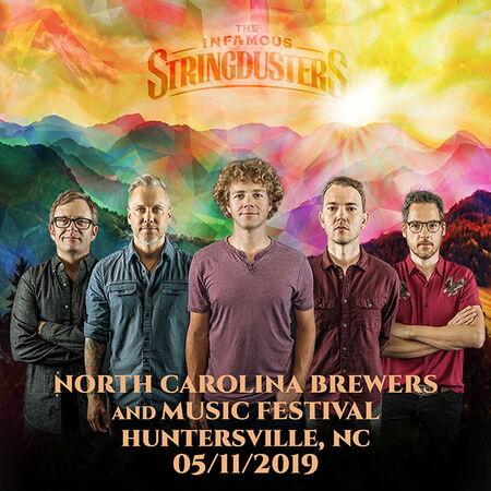 05/11/19 North Carolina Brewers and Music Festival, Huntersville, NC