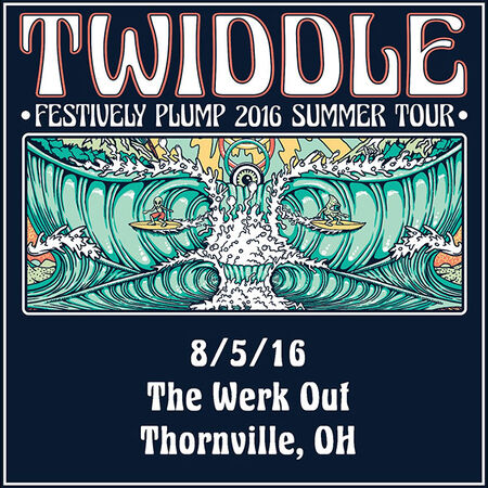 08/05/16 Werk Out Festival, Thornville, OH