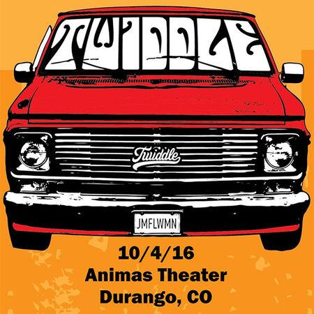 10/04/16 Animas City Theater, Durango, CO