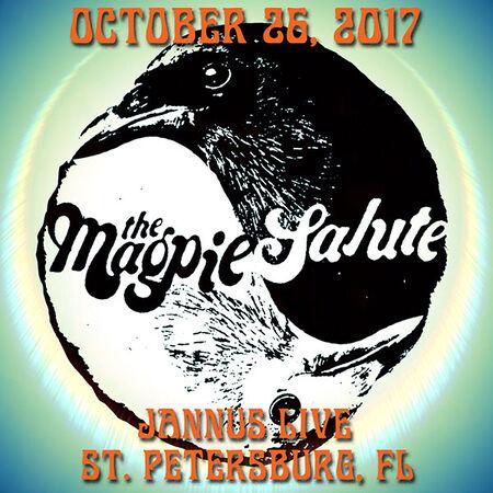 10/26/17 Jannus Live, St. Petersburg, FL