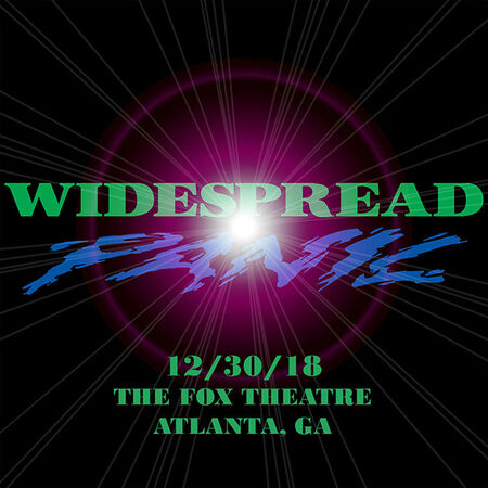 12/30/18 The Fox Theatre, Atlanta, GA