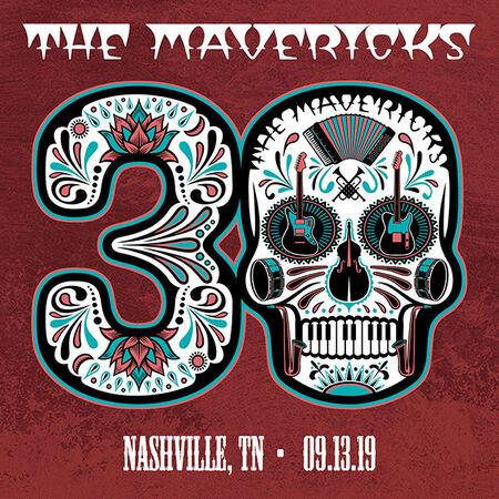 09/13/19 Ryman Auditorium, Nashville, TN