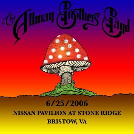 06/25/06 Nissan Pavilion at Stone Ridge, Bristow, VA