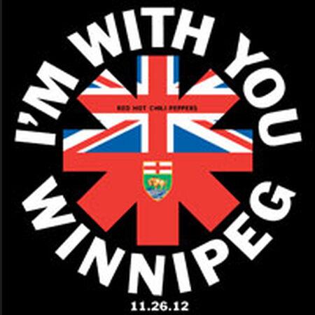 11/26/12 MTS Centre, Winnipeg, MB