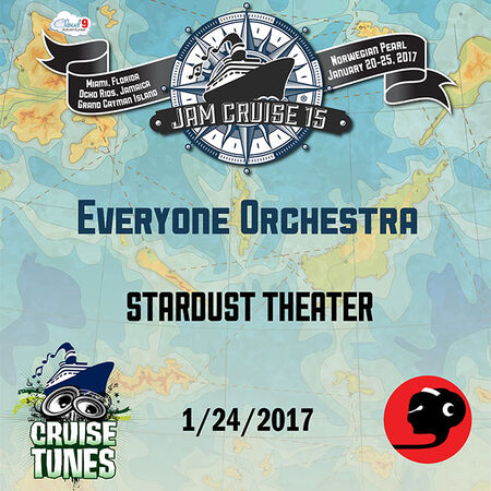 01/24/17 Stardust Theater, Jam Cruise, US