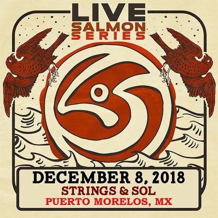 12/08/18 Strings & Sol, Puerto Morales, MX