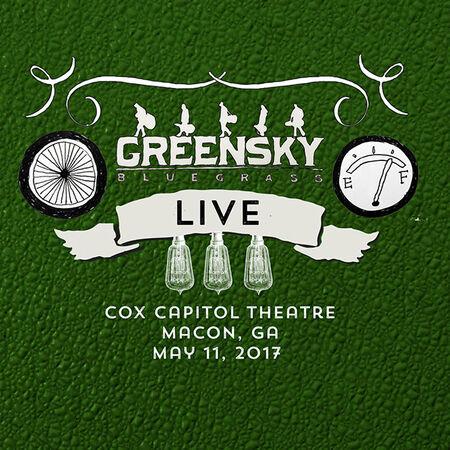 05/11/17 Cox Capitol Theatre, Macon, GA