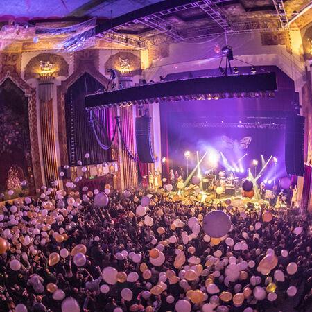12/31/17 Paramount Theatre, Denver, CO