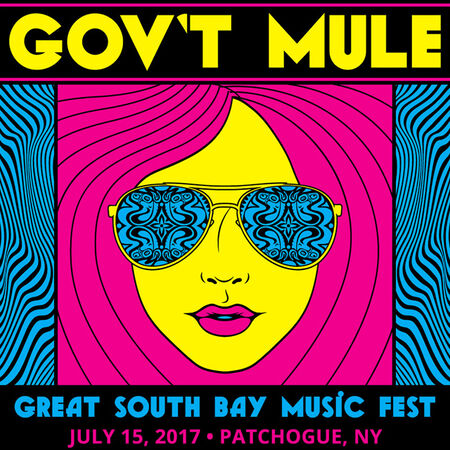 07/15/17 Great South Bay Music Festival, Patchogue, NY