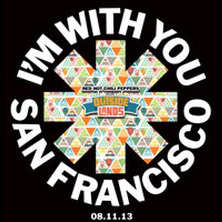 08/11/13 Outside Lands, San Francisco, CA
