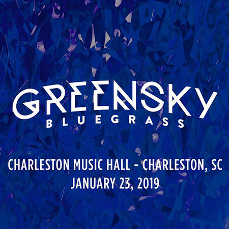01/23/19 Charleston Music Hall, Charleston, SC