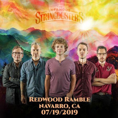 07/19/19 Redwood Ramble Music Festival, Navarro, CA