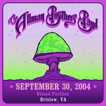 09/30/04 Nissan Pavilion, Bristow, VA
