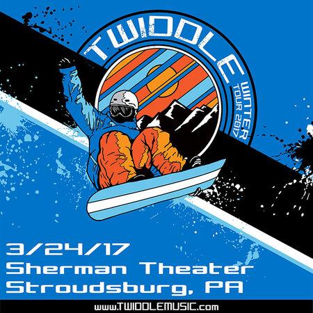 03/24/17 Stroudsburg Theater, Stroudsburg, PA