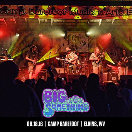 08/18/16 Camp Barefoot, Elkins, WV
