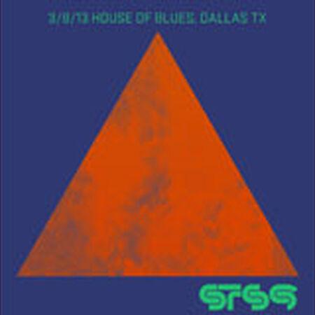 03/08/13 House of Blues, Dallas, TX