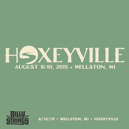 08/18/19 Hoxeyville Music Festival, Wellston, MI