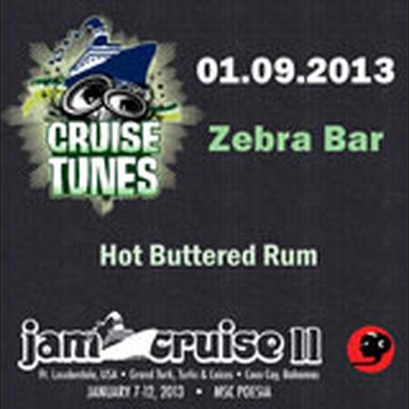 01/09/13 Zebra Bar, Jam Cruise, US