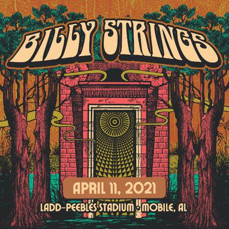 04/11/21 Ladd-Peebles Stadium, Mobile, AL