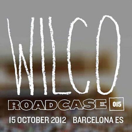10/15/12 Gran Teatre del Liceu, Barcelona, ES