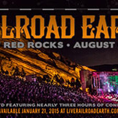 08/02/14 Red Rocks Amphitheatre, Morrison, CO