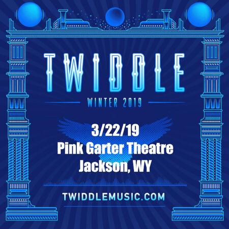 03/22/19 Pink Garter Theater, Jackson, WY