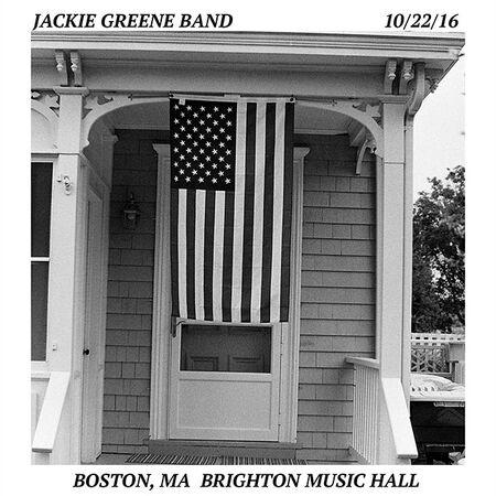 10/22/16 Brighton Music Hall, Brighton, MA