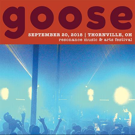 09/20/18 Resonance Music Festival , Thornville, OH