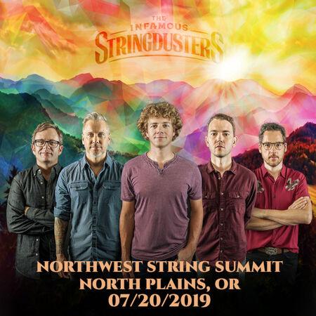 07/20/19 Northwest String Summit, North Plains, OR