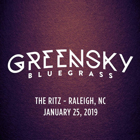 01/25/19 The Ritz, Raleigh, NC