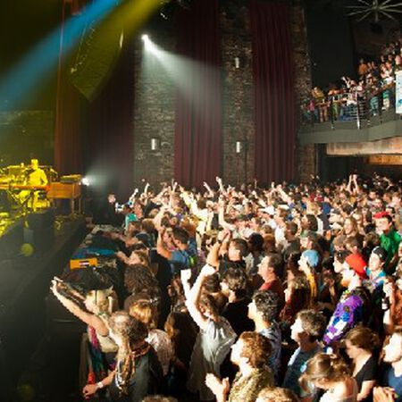 11/27/11 The Georgia Theater, Athens, GA