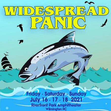 Widespread Panic Wilmington 2021 Audio