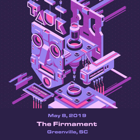 05/08/19 The Firmament, Greenville, SC