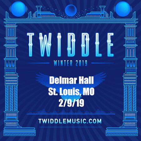 02/09/19 Delmar Hall, St. Louis, MO