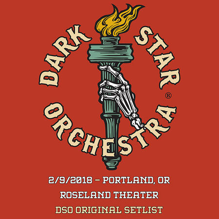 02/09/18 Roseland Theater, Portland, OR