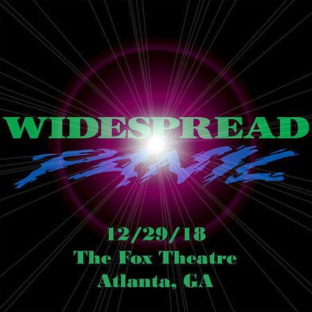 12/29/18 The Fox Theatre, Atlanta, GA