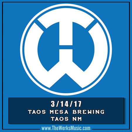 03/14/17 Taos Mesa Brewing, Taos, NM