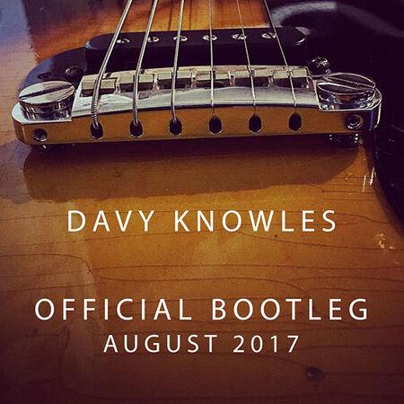 Official Bootleg #8 - August 2017