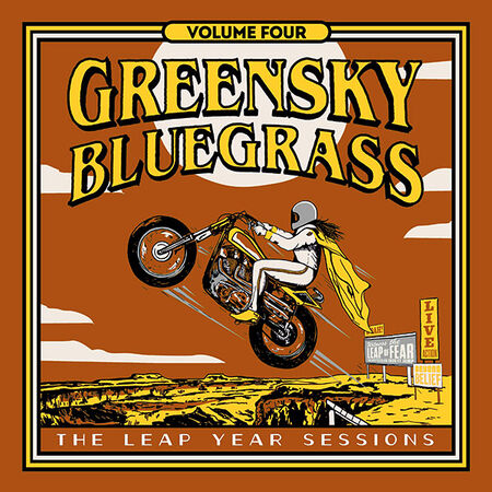 The Leap Year Sessions - Volume 4